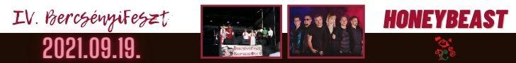 IV. BercsényiFeszt és Honeybeast-koncert Ungváron